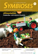 Symbioses 87 : Alimentation-Production : de la terre à l'assiette (volume 1)